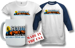 Scott's L.A. T-Shirts, Mugs, and More!